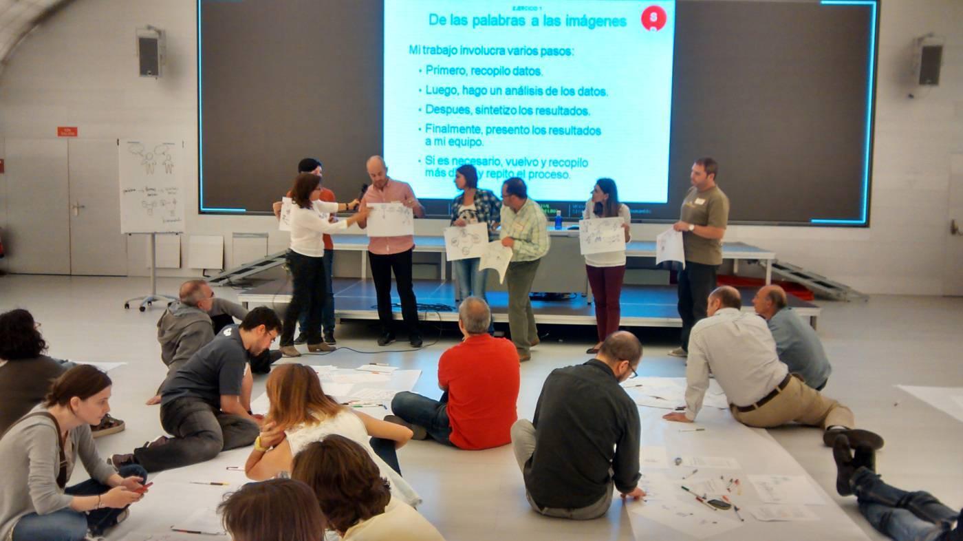 Mensajes de impacto y lenguaje visual