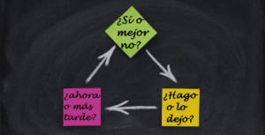 Autoliderazgo: del bloqueo al movimiento útil (parte I)